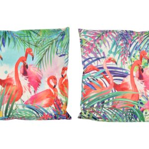 flamingo cushion Ibiza