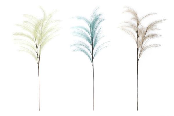 large feathers pink lime Ibiza