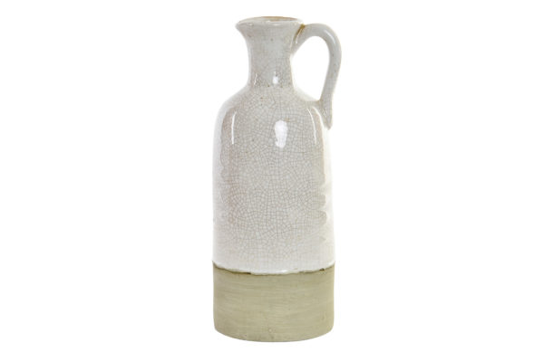 Boho ceramic cream jug Ibiza
